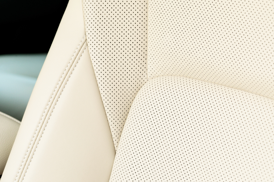 Seat Coverings, Ceiling Materials