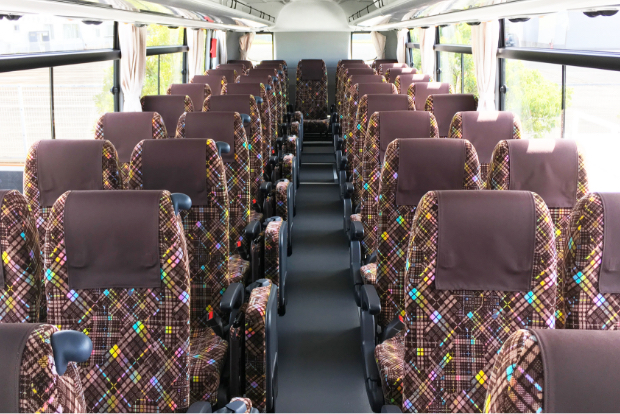 Interior Materials for Buses