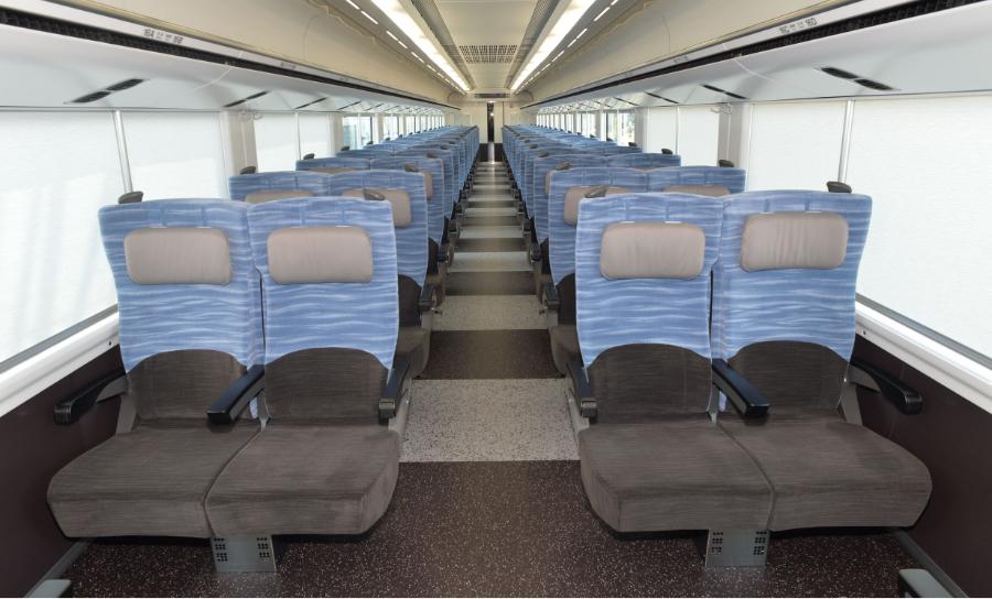 鉄道・バス・船舶・航空機内装材事業