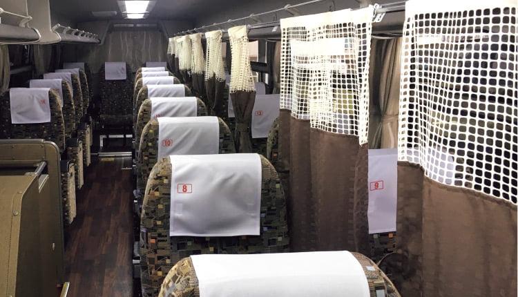 バス用カーテン